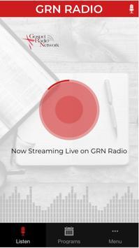 Gospel Radio Network poster