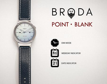 Broda Point Blank poster