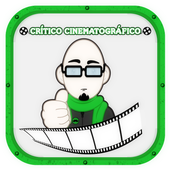 Crítico Cinematográfico Comic icon