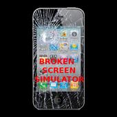 Broken Screen Simulator icon