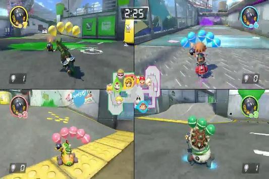 New Mario Kart 8 Cheat poster