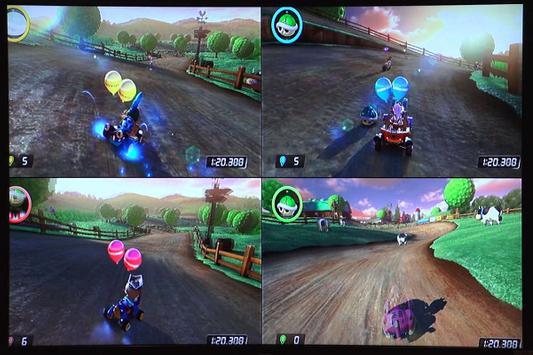 New Mario Kart 8 Cheat apk screenshot