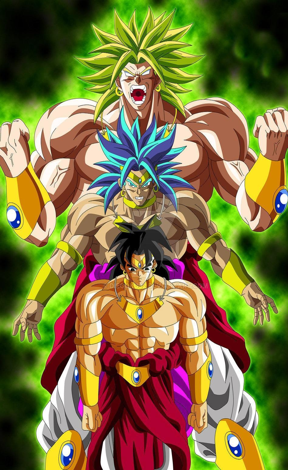 Broly For Android Apk Download