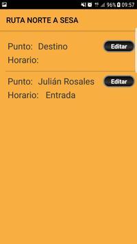 Mi Ruta Ideal screenshot 5