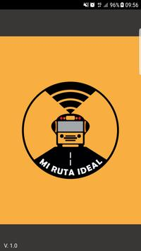 Mi Ruta Ideal poster