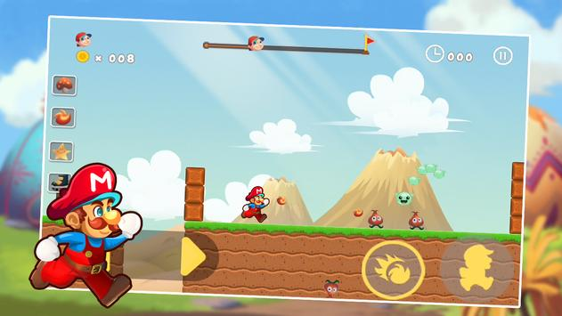 Jungle Smash World For Mario for Android - APK Download
