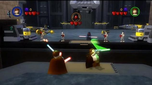 ProGuide LEGO Star Wars poster