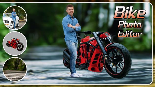 Bike Photo Editor screenshot 2