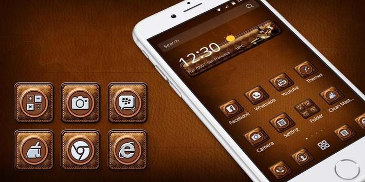 Business Leather Coffee apk screenshot