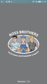 Ross Brothers Project Pro. poster