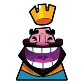 BSI TV - Clash Royale Emoticon icon
