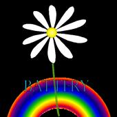 Daisy battery widget icon