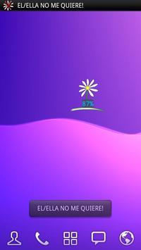 Daisy battery widget screenshot 1