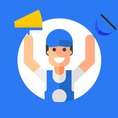 청소해주세요 icon
