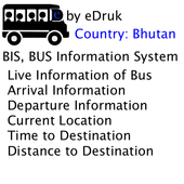 Bus Information System icon