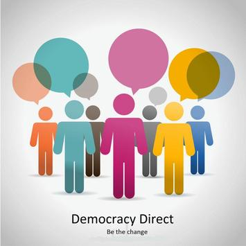 Democracy Direct poster