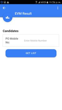 Polling Info apk screenshot