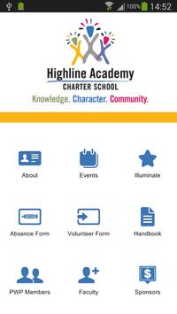 Highline Academy poster