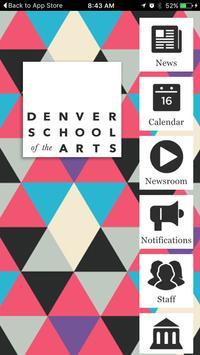 Denver School of the Arts poster