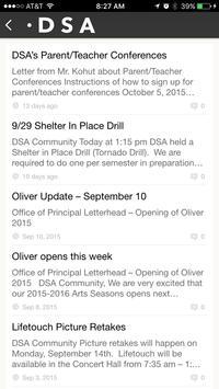 Denver School of the Arts apk screenshot