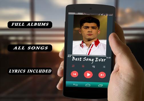 One Direction songs and lyrics screenshot 8