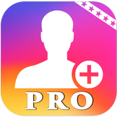 Get Real Followers Pro icon
