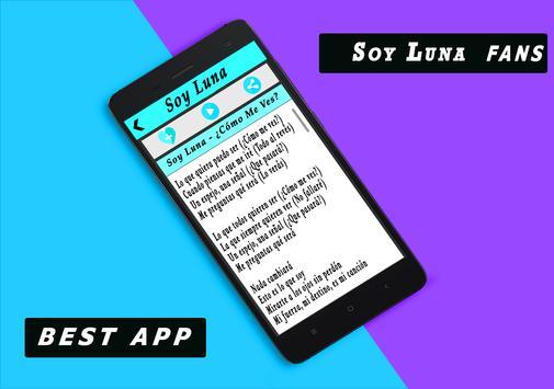 Soy Luna music 2018 screenshot 4