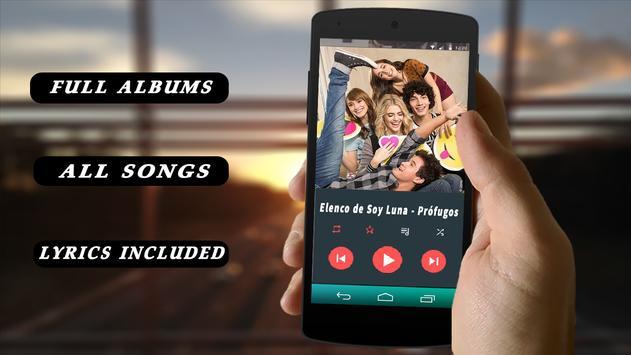 Soy Luna music 2018 screenshot 5