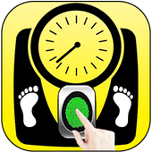 weight machine finger scanner prank 2018 icon