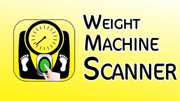 weight machine finger scanner prank 2018 screenshot 5