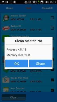 Clean Master Pro screenshot 3