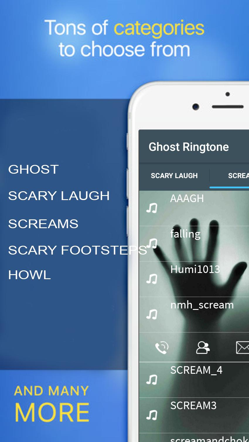 Horror ringtones - Ghost sound for Android - APK Download