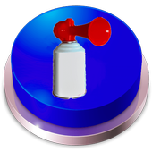 MLG Air Horn Meme Button icon