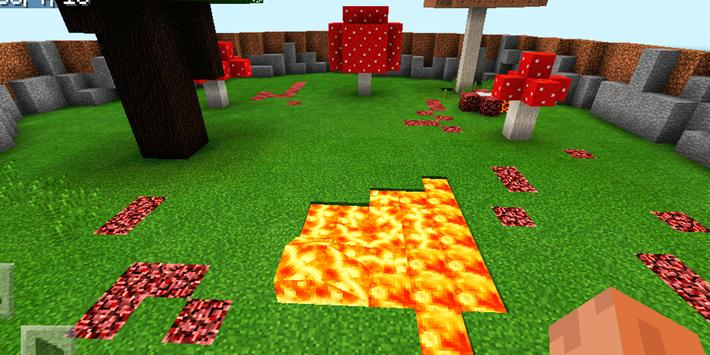 Find the Button V4. Map for MCPE screenshot 7