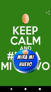 Mira Mi Huevo Button screenshot 3