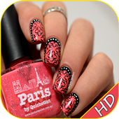 Butterfly Nail Art Designs icon