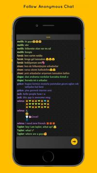 Buzz - Anonymous Nearby Chat apk screenshot