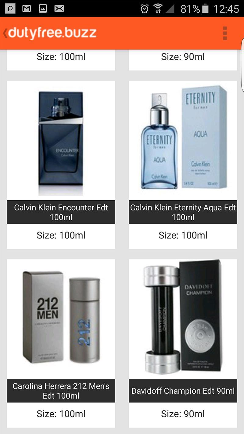 Duty Free Buzz for Android - APK Download