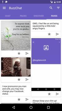 BuzzChat apk screenshot