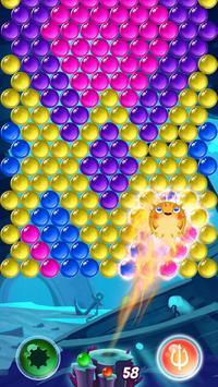 Marina Bubble poster
