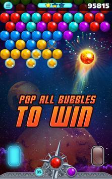 Bubble Mars poster