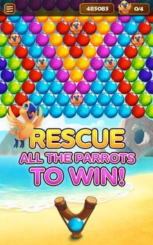 Bubble Beach Rescue poster