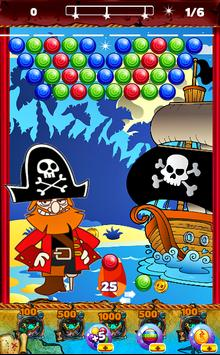 Bubble Shooter Pirate Kings poster