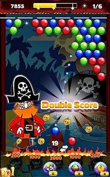 Bubble Shooter Pirate Kings screenshot 1