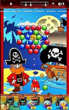 Bubble Shooter Pirate Kings screenshot 2