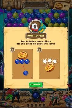 Bubble Shooter Pirate Kings screenshot 9