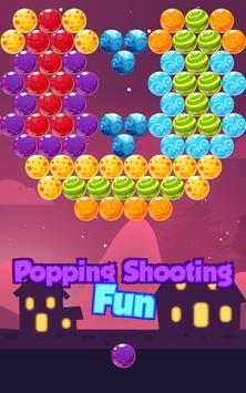 Bubble Shooter Night screenshot 1