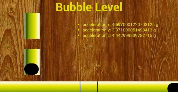 bubblelevels poster
