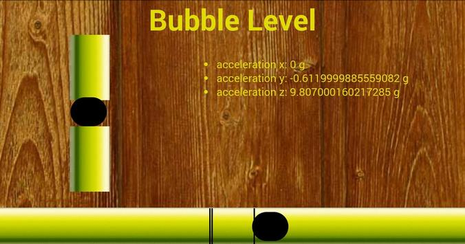 bubblelevels apk screenshot
