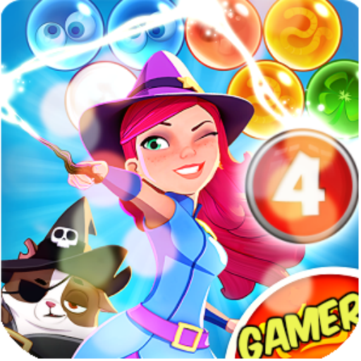 Bubble Witch 4